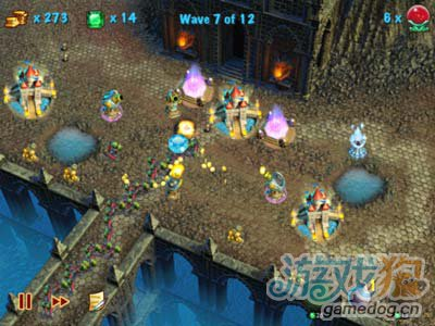 猎魔之塔Towers N'Trolls HD:v2.3评测5