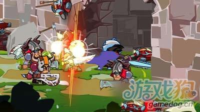 竞技新游Mighty Wardens公布 预计明年初上架3