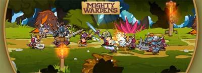 竞技新游Mighty Wardens公布 预计明年初上架1
