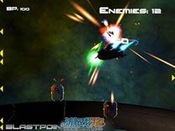 虚幻3引擎太空战斗游戏BlastPoints 12月来袭2