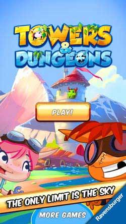 童趣模拟经营游戏巨塔与地下城 今日正式上架1