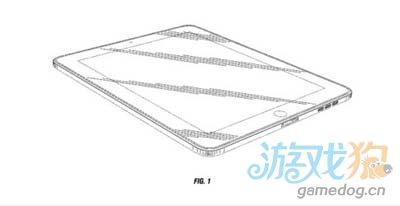 iPad设计专利申请再次被俄专利商标局驳回1