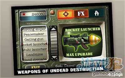 粉碎僵尸中文版ZombieSmash:充分满足你虐杀快感3
