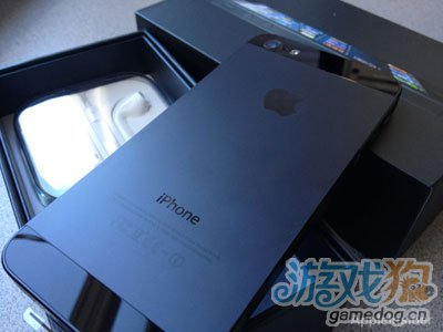 iPhone 5在美国供货水平首度趋于平稳