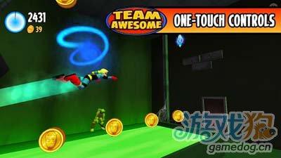 超炫别动队Team Awesome:收集水晶碎片的艰辛之路2