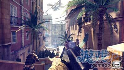 Gameloft大作:现代战争4决战时刻 惊心动魄的战争2
