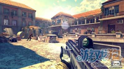 Gameloft大作:现代战争4决战时刻 惊心动魄的战争4