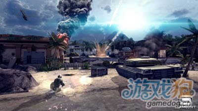 Gameloft大作:现代战争4决战时刻 惊心动魄的战争5