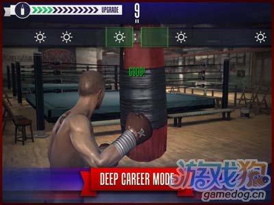 真实拳击Real Boxing:男人间的较量3