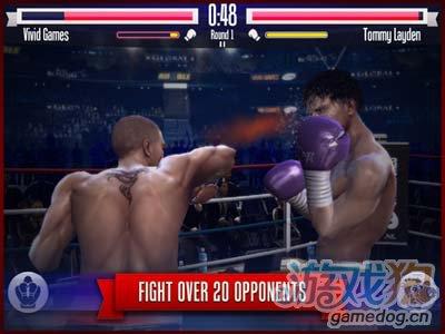 真实拳击Real Boxing:男人间的较量4