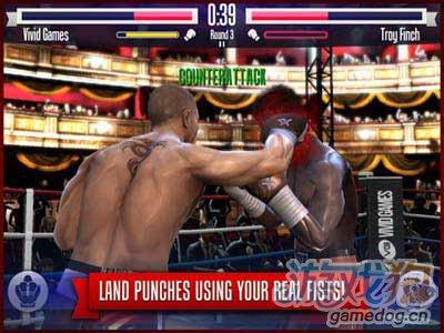 真实拳击Real Boxing:男人间的较量2