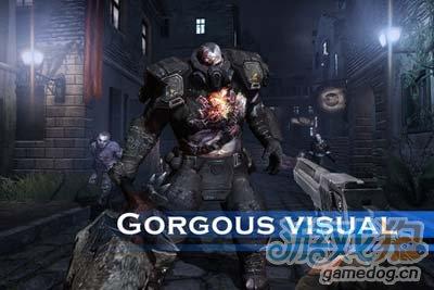 佣兵行动Mercenary Ops:v1.0评测1