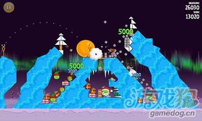 愤怒的小鸟冬季版Angry Birds Seasons:小鸟又来了2