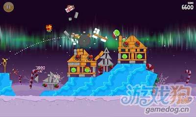 愤怒的小鸟冬季版Angry Birds Seasons:小鸟又来了3