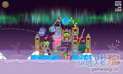 愤怒的小鸟冬季版Angry Birds Seasons:小鸟又来了5