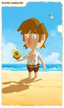 卡通模拟经营游戏Castaway Paradise即将上架3