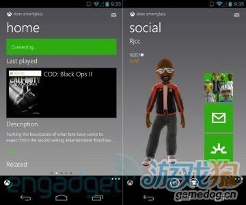 微软有更新 Xbox SmartGlass支持安卓平板