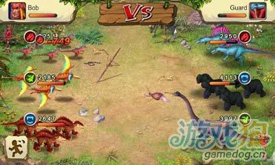 回合制策略游戏:恐龙战争圣诞节版 v1.3.5安卓评测2