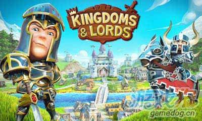 王国霸主Kingdoms Lords:v1.4.0评测1