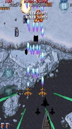 昔日经典街机射击游戏雷电Raiden 已复古上架2