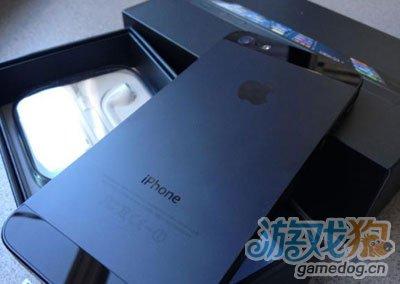 12月iPhone5销售国家出炉 中国榜上有名