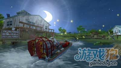 经典的的水上竞速:阳光快艇Shine Runner 安卓评测2