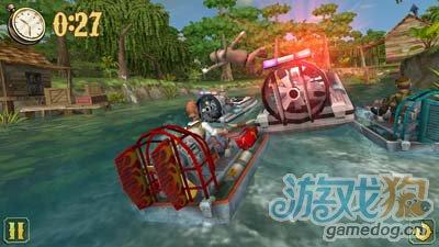 经典的的水上竞速:阳光快艇Shine Runner 安卓评测4