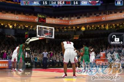 NBA 2K13:手机上最好的篮球游戏1
