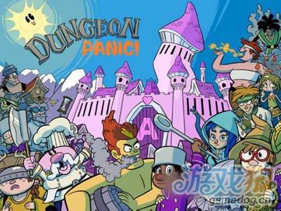 像素创意新游Dungeon Panic即将登陆iOS平台1
