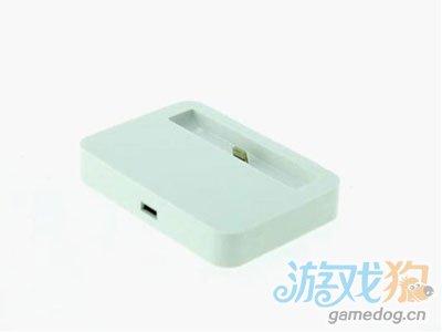 iPhone5雷电接口底座亮相 低调上市