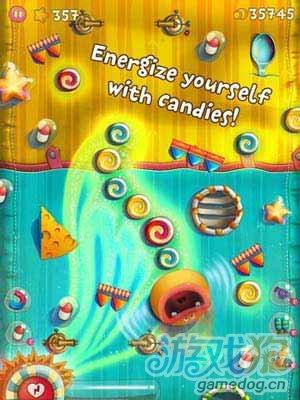 糖果大追捕:糖果世界Zuba! 怪兽快放开那些糖果2