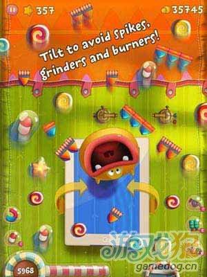 糖果大追捕:糖果世界Zuba! 怪兽快放开那些糖果1