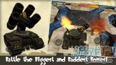 掌上大反攻:你手掌上的迷你战争2