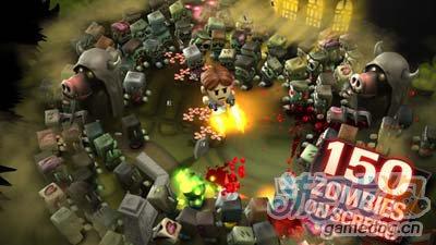 怪物大战野猪男2僵尸Minigore2 Zombies:暴力开战2