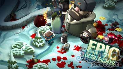 怪物大战野猪男2僵尸Minigore2 Zombies:暴力开战3