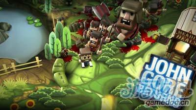 怪物大战野猪男2僵尸Minigore2 Zombies:暴力开战1