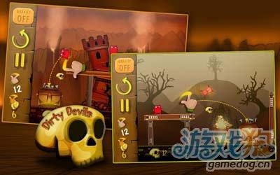 肮脏的魔鬼Dirty Devils:带你来一次地狱巡回之旅1