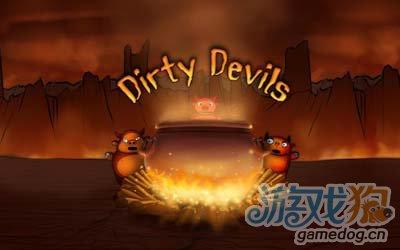 肮脏的魔鬼Dirty Devils:带你来一次地狱巡回之旅5