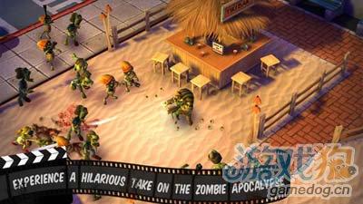 僵尸坞Zombiewood:充满僵尸的好莱坞1