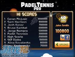 一起来打网球吧Padel Tennis Pro将下周上架4
