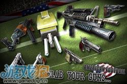 枪炮橄榄球Guns Balls暴力混搭的感觉一级棒3
