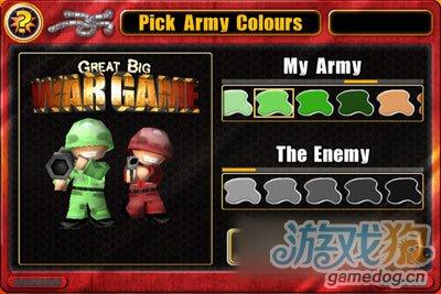 Great Big War Game登录安卓和ios成绩优异