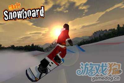 疯狂滑雪专业版Crazy Snowboard Pro:花式滑雪游戏2