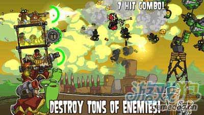 超级装甲战龟:骑着乌龟横扫哥布林2