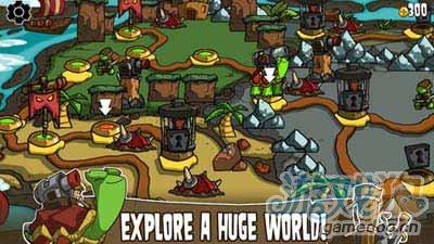 超级装甲战龟:骑着乌龟横扫哥布林3