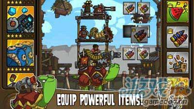 超级装甲战龟:骑着乌龟横扫哥布林4