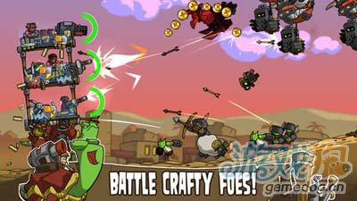 超级装甲战龟:骑着乌龟横扫哥布林5