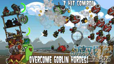 超级装甲战龟:骑着乌龟横扫哥布林1