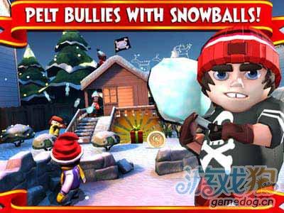 打雪仗SnowJinks:打发时间的佳作2