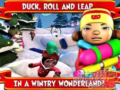 打雪仗SnowJinks:打发时间的佳作3